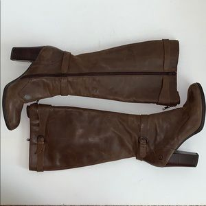 Born | Women's Leather Tall Boots